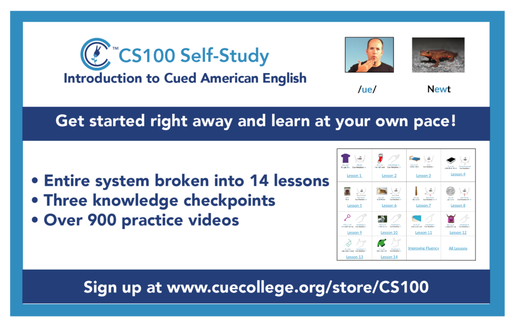 CS100 - Learn to cue at your own pace