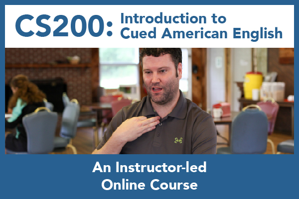 CS200: Introduction to Cued American English