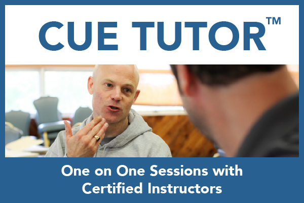 Cue Tutor: One on One Sessions